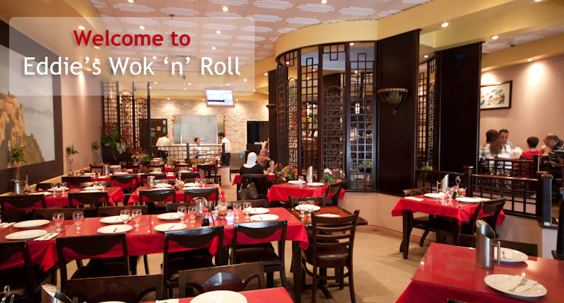 Eddies Wok N Roll Restaurant